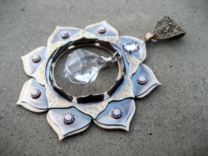 8 th Chakra Pendant