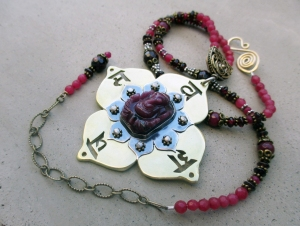 Ganesha Necklace 4