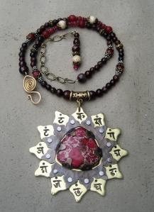 Heart Chakra Necklace 4