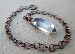 Pendulum Tibetan Quartz by Silvia Peluso